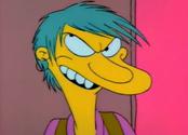 13 серия 1 сезона мультсериала — «Симпсоны» в озвучке от канала REN-TV - Один очаровательный вечер
